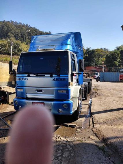 Cargo 4432e Ano 2006 Carreta Rollon Rolof