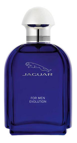 Jaguar For Men Evolution Perfume Masc.-edt 100ml Belezanaweb