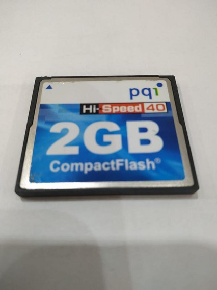 Compact Flash 2gb
