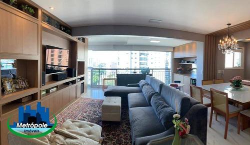 Apartamento À Venda, 122 M² Por R$ 1.195.000,00 - Jardim Flor Da Montanha - Guarulhos/sp - Ap1315