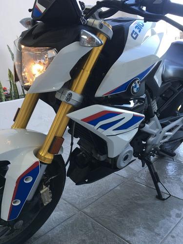 Imagen 1 de 12 de Moto Bmw G310r, A Tratar!!