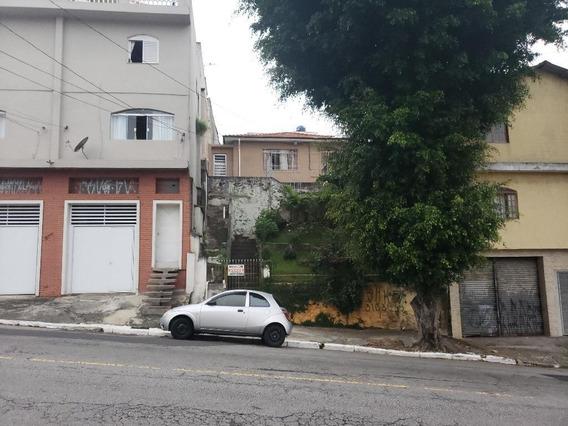 Terreno À Venda, 300 M² Por R$ 500.000 - Vila Dalila - São Paulo/sp - Te0010