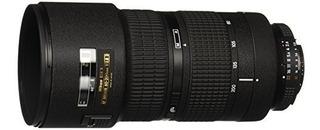 Objetivo Nikon Af Fx Nikkor 80-200mm F / 2.8d Ed Con Enfoque