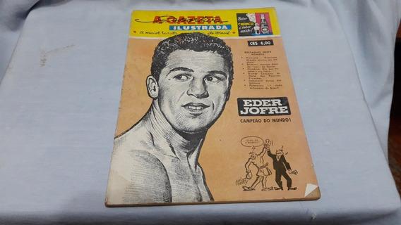Gazeta Esportiva Ilustrada 173 Dez/60 Eder Campeão Do Mundo