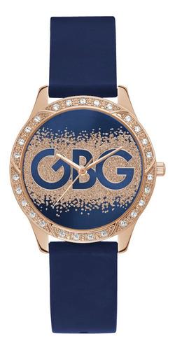Reloj Para Dama G By Guess G Spark G79118l1 Azul
