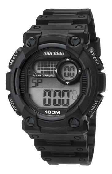 Relógio Digital Mormaii Masculino Moy1587/8c