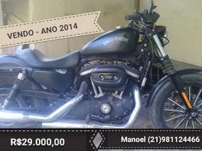 Harley/davidson Preta