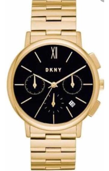 Relógio Dkny Ny2450 (dourado Original Ny 2450) Original