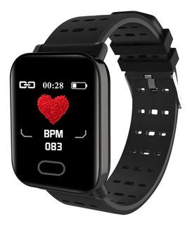 Reloj Smart Watch Deportivo Ritmo Cardiaco Bluetooth
