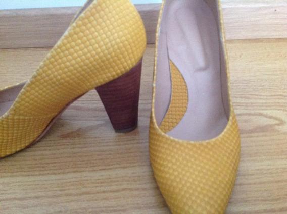 Zapatos Stileto Taco Medio 39 - Oferta!!! - Oferta!!!!
