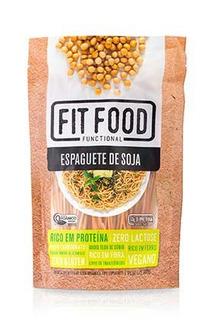 Espaguete Proteico De Soja 200gr