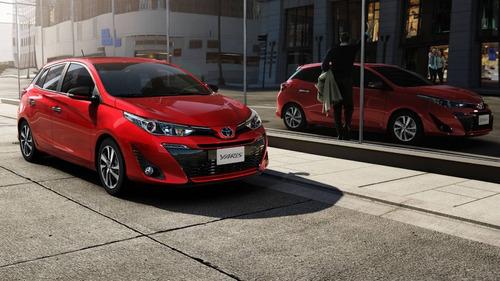 Toyota Yaris Hatchback Xs Audio Mt