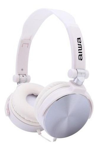 Audifonos Para Celulares Aiwa Blanco Tienda Fisica