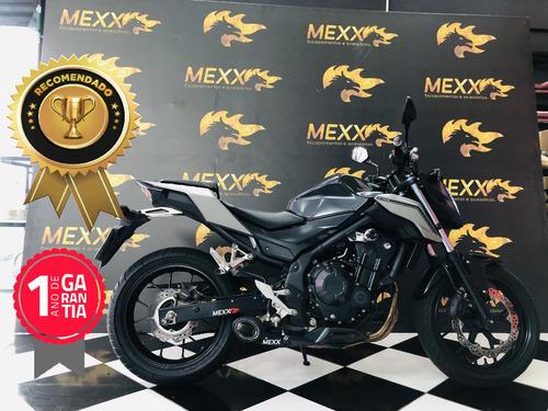 Escapamento Esportivo Honda Taylor Made Mexx Cb 500f 2019