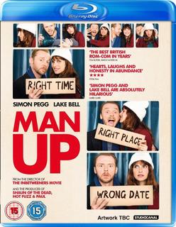 Bluray Man Up Original Importado
