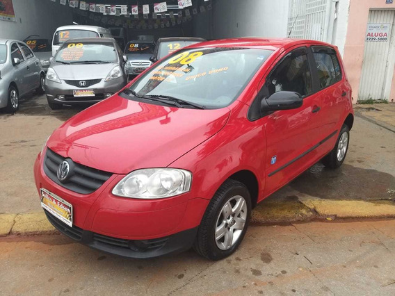 Volkswagen Fox 1.0 Route Total Flex 2008/2008