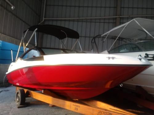 Focker 19i  Ano 2014, Barco Zero Com Garantia De Fabrica....