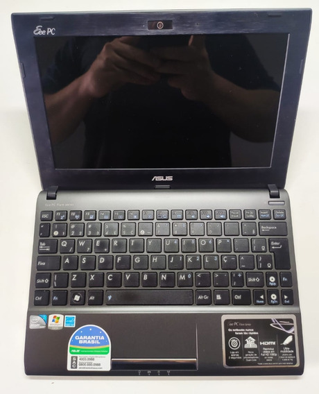 Netbook Asus Eee Pc Barato Ram 2gb Hd 500gb C/nf