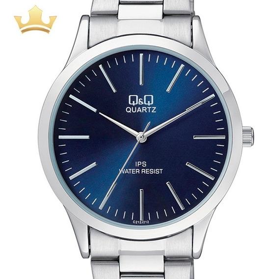 Relógio Q&q By Japan Masculino C212j212y C/ Garantia E Nf