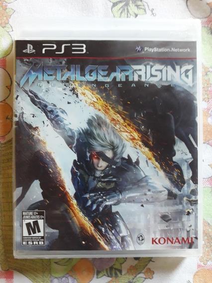 Metal Gear Rising Revengeance Playstation 3