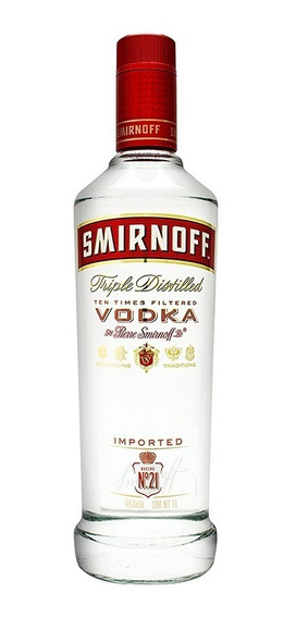 Vodka Smirnoff 1000 Ml.*