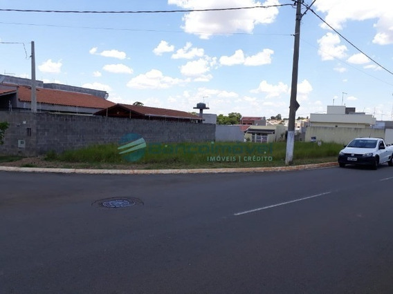 Terreno Para Venda Em Paulínia - Te00480 - 68347404