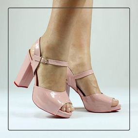 fc67948862 Sapato Meia Pata Rosa Bebe - Sapatos no Mercado Livre Brasil