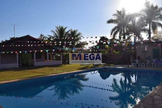 Chácara Com 3 Dormitórios À Venda, 1200 M² Por R$ 480.000 - Jardim Monte Belo - Campinas/sp - Ch0035