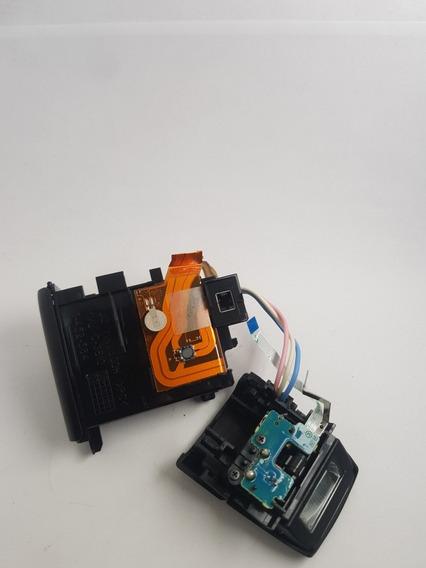 Slot De Bateria Com Circuito De Flash Da Camera Sony H50