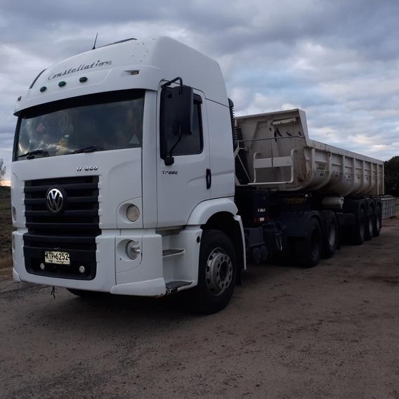 Vw 17250 Tractor Y Cazamba