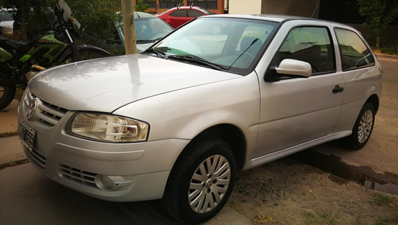 Volkswagen Gol Power 1.4 2013 3p Impecable 60mil Km
