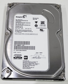 Hd Seagate Desktop 500gb St500dm002-1bd142 C/ Bad Block