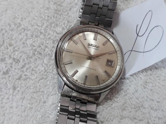 Relógio Seiko Sportsmatic (diaschock) - Anos 70 !