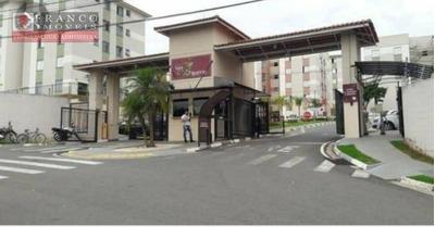 Apartamento Com 2 Dormitórios À Venda, 48 M² Por R$ 185.000 - Condomínio Vale Das Figueiras - Valinhos/sp - Ap0324