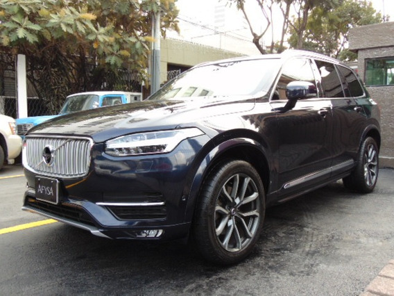 Volvo Xc90 2016 Blindada Nivel 3 Plus Blindados Blindaje