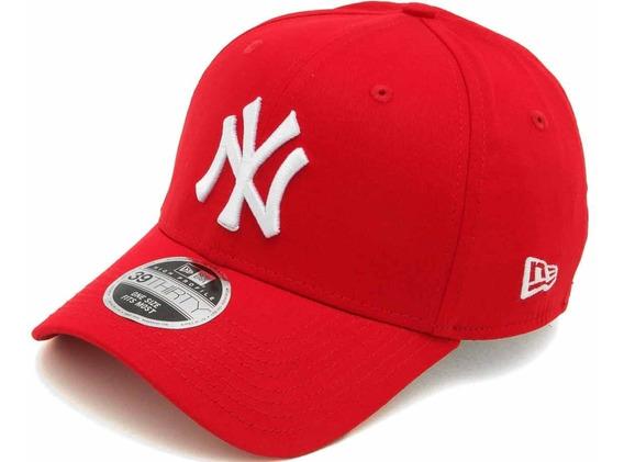 Boné New Era New York Yankees Vermelho Nei12bon046 Curva