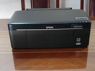 Impresora Epson Tx 135 Usada