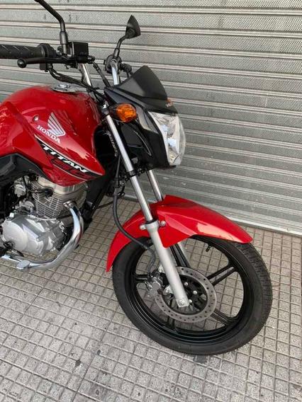 Honda Cg Titan 150 No Ybr Twister Motomel