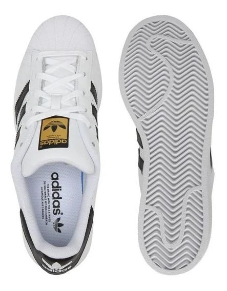 Tênis Original adidas Superstar Feminino Masculino