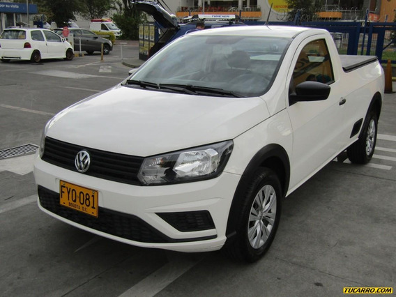 Volkswagen Saveiro 1