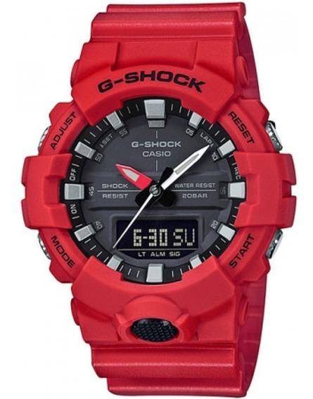 Relogio Casio G-shock Ga-800-4adr + Garantia