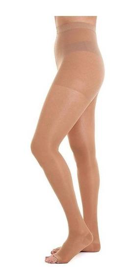Meia Calça Medi 20-30 Mmhg Sheer Soft Natural 3 Fechada