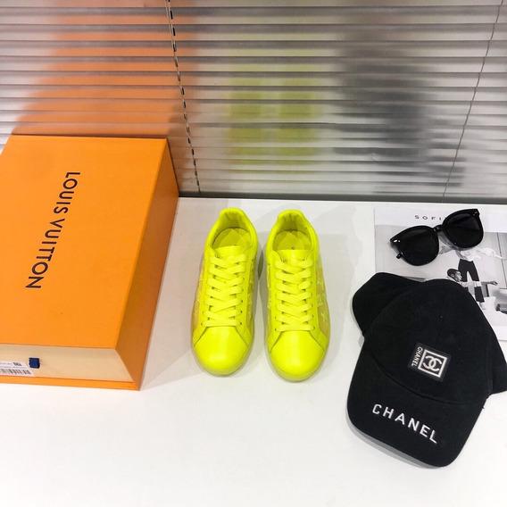 Tênis Louis Vuitton Luxembourg Sneaker 25