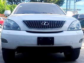 Lexus Rx 330 4x4 Blanco Sistema De Gas 04