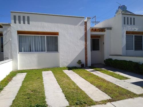 Casa Nueva Y Amueblada En Renta En Yalta Campestre Ags