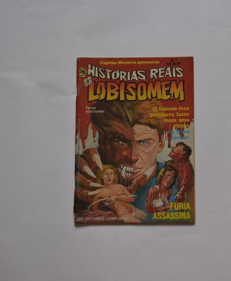 Hq Historias Reais De Lobisomen 1 Bloch