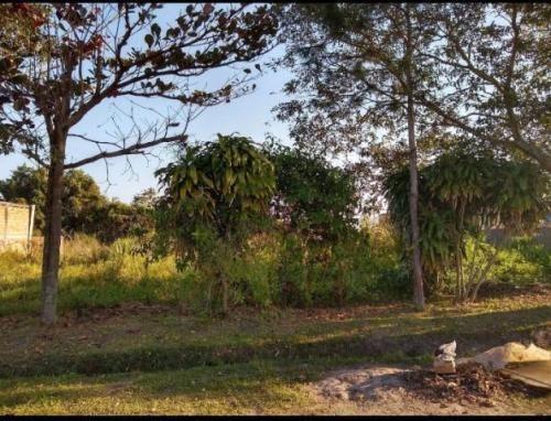 Terreno No Litoral, Com 300 M², Em Itanhaém/sp 4022-pc