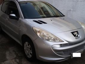 Peugeot 207 Passion 1.4 8v Xr Flex/gnv 3o Dono Conservado