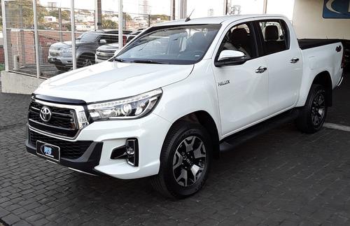 Imagem 1 de 11 de Toyota Hilux Srx 2.8 Branco 2020