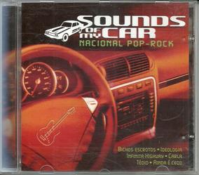 Cd Sounds Of My Car - Nacional Pop-rock - 2003, V.a.